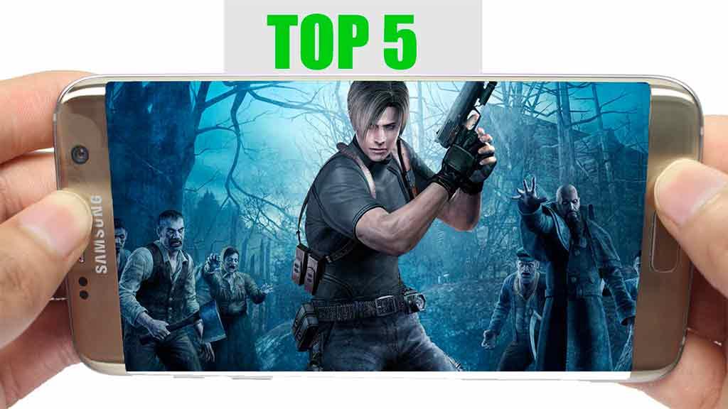 5 Juegos De Zombies Para Android