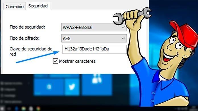 Como saber la contraseña de mi Wifi