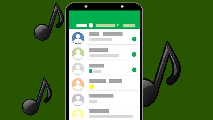 poner música en los estados de WhatsApp