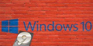 Cómo realizar una partición en Windows 10