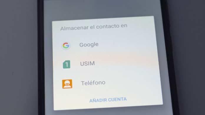 Cómo recuperar contactos borrados en Android