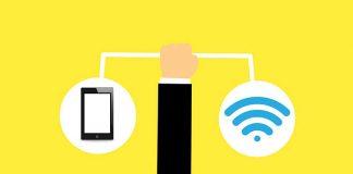 formas de saber si te están robando el WiFi