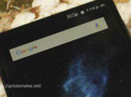 Quitar Google de la pantalla de inicio de Android