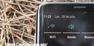 Ocultar el icono de WiFi en Android