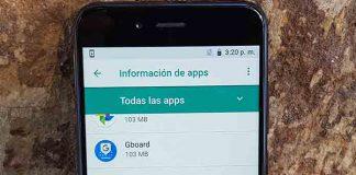 Cómo eliminar aplicaciones de fábrica en Android