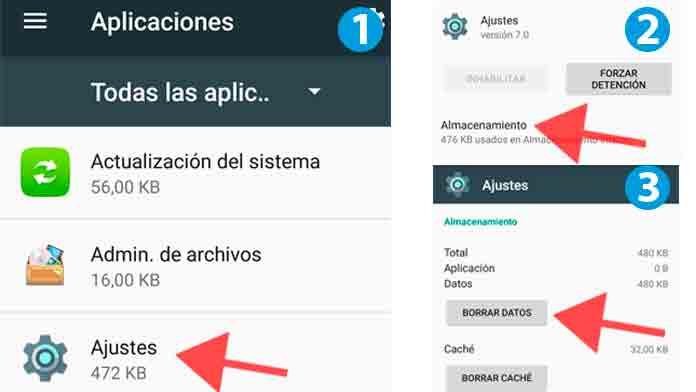 Cómo ocultar modo desarrollador en Android