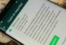 recuperar conversaciones borradas en WhatsApp